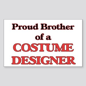 Proud Brother of a Costume Designer Sticker