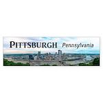 Pittsburgh Sticker (Bumper 10 pk)