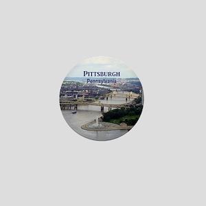 Pittsburgh Mini Button