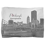 Pittsburgh Pillow Sham