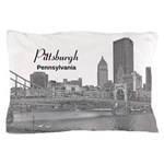 Pittsburgh Pillow Case