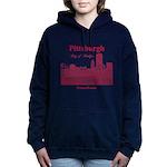 Pittsburgh Women's Hooded Sweatshirt