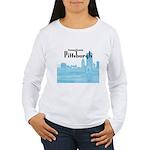 Pittsburgh Women's Long Sleeve T-Shirt