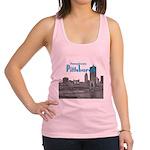 Pittsburgh Racerback Tank Top