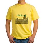 Pittsburgh Yellow T-Shirt
