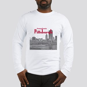Pittsburgh Long Sleeve T-Shirt