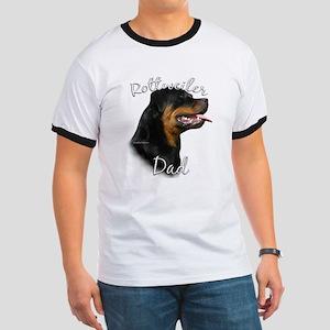 Rottweiler Dad2 Ringer T