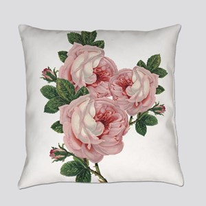 Roses are gorgeous Everyday Pillow