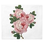 Roses are gorgeous King Duvet