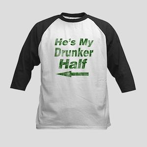 Vintage hes my drunker Baseball Jersey