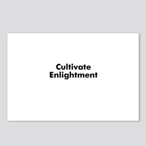 Cultivate Enlightment Postcards (Package of 8)