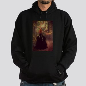 Red-Head Witch Hoodie