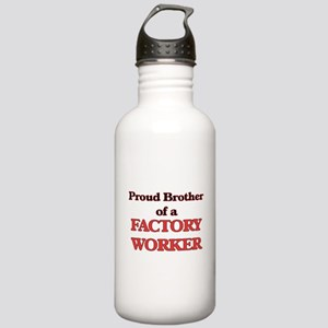 Proud Brother of a Fac Stainless Water Bottle 1.0L