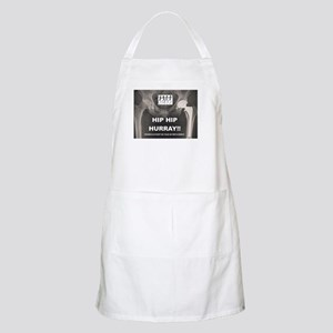 Hip Hip Hurray on your Hip Replacement Apron