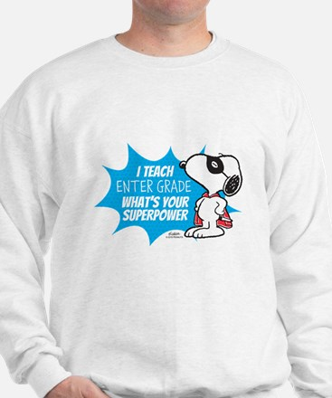 Snoopy Teacher - Personalized Jumper
