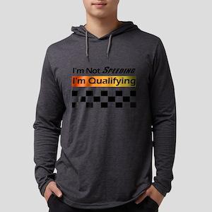 Not Speeding - Qualifying Long Sleeve T-Shirt