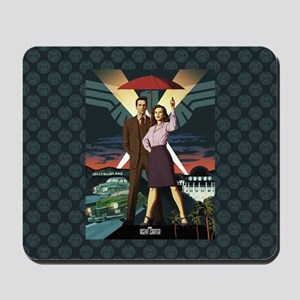 Agent Carter Hollywood Mousepad