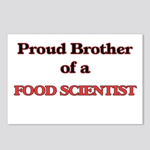 Proud Brother of a Food S Postcards (Package of 8)