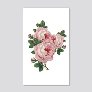 Roses Are Gorgeous Sticker 20x12 Wall Decal