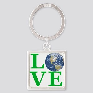 Love Earth Keychains