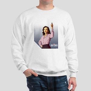 Agent Carter Halftone Sweatshirt