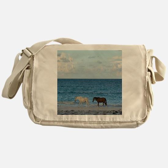 Unique Oceans Messenger Bag