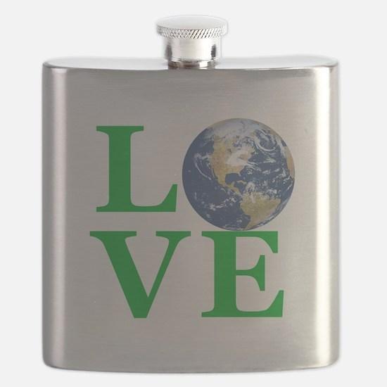 Love Earth Flask