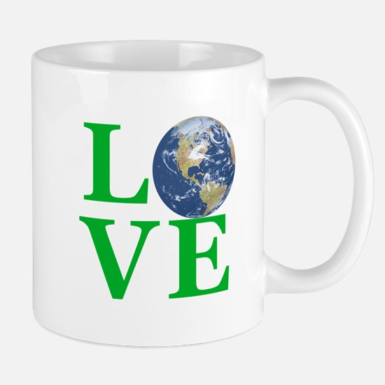 Love Earth Mugs