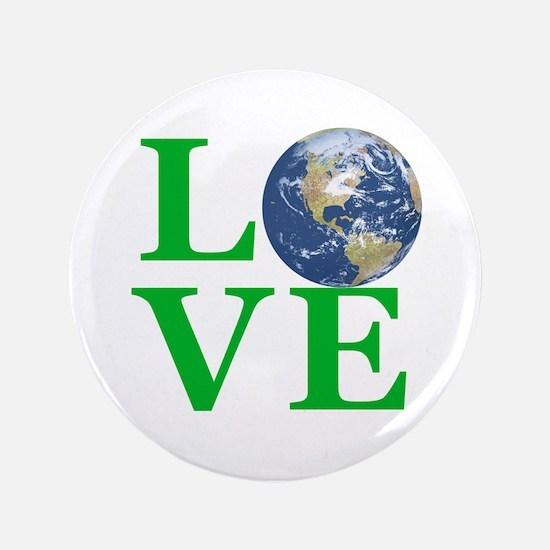 Love Earth Button