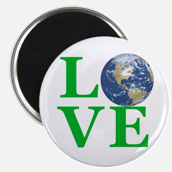 Love Earth Magnets