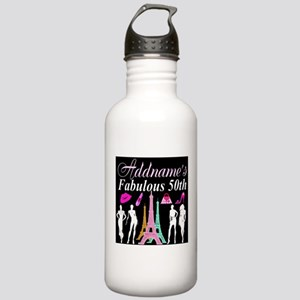 50TH PARIS Stainless Water Bottle 1.0L