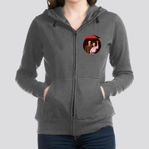 Agent Carter Umbrella Women's Zip Hoodie