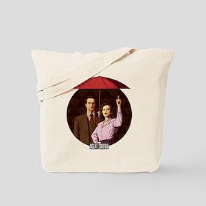 Agent Carter Umbrella Tote Bag