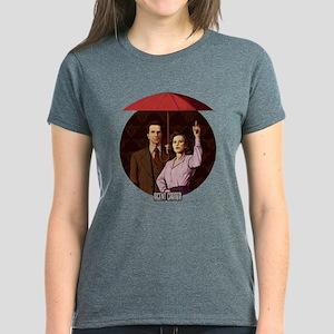 Agent Carter Umbrella Women's Dark T-Shirt