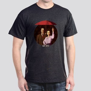 Agent Carter Umbrella Dark T-Shirt