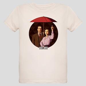 Agent Carter Umbrella Organic Kids T-Shirt