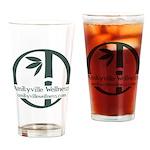 Amityville Wellness Drinking Glass