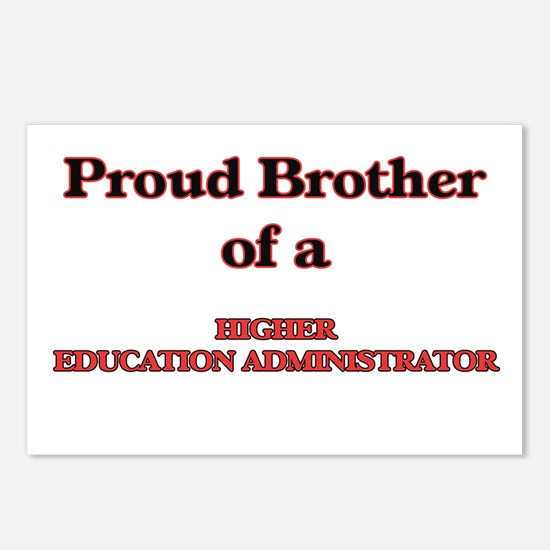 Proud Brother of a Higher Postcards (Package of 8)