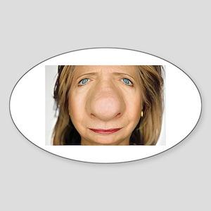 Hillary - Miss Piggy Morph Sticker