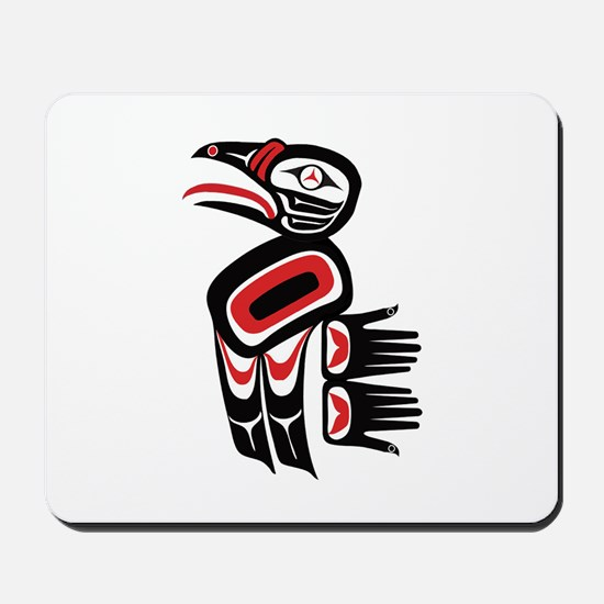 SPIRIT CALLING Mousepad