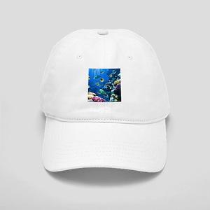 Sea Life Baseball Cap