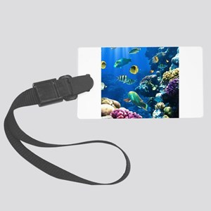 Sea Life Luggage Tag