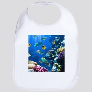 Sea Life Bib