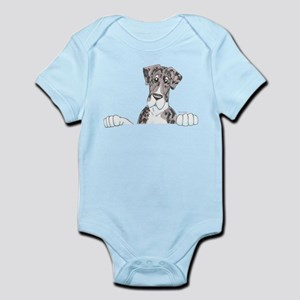 NMtlMrl Lookover Infant Bodysuit