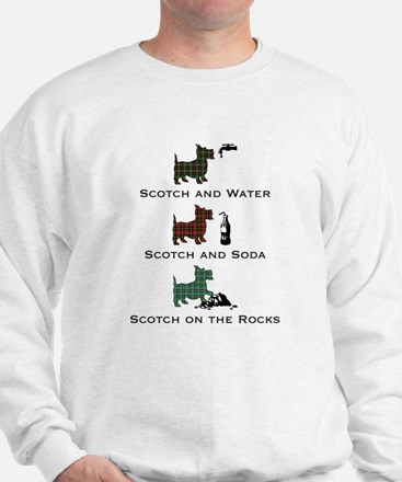 Scotties & Scotch Jumper