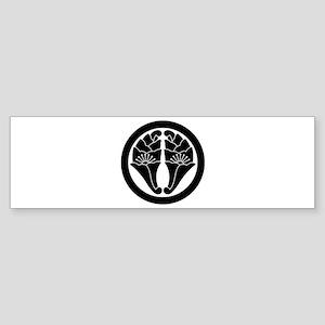 Maru-ni dakihana gyoyo Sticker (Bumper)