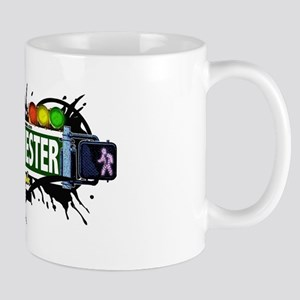 Parkchester (White) Mug
