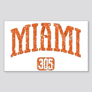 MIAMI 305 Sticker