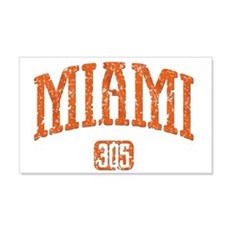 MIAMI 305 Wall Decal