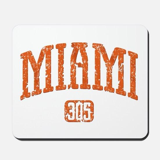 MIAMI 305 Mousepad